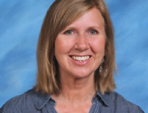Mrs. Barrus Makes a Difference