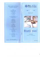 Blue Extras