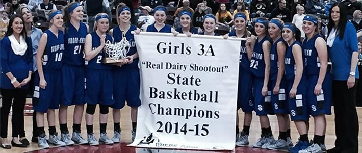 Girls Basketball State Champions!
