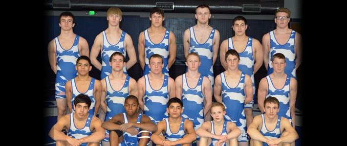 Wrestlers Take 3rd at State