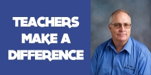 Mr. Tolman Makes a Difference
