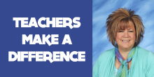Mrs. Daniels Makes a Difference