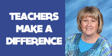 Mrs. Galbraith Makes a Difference