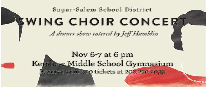 Swing Choir Dinner Concert
