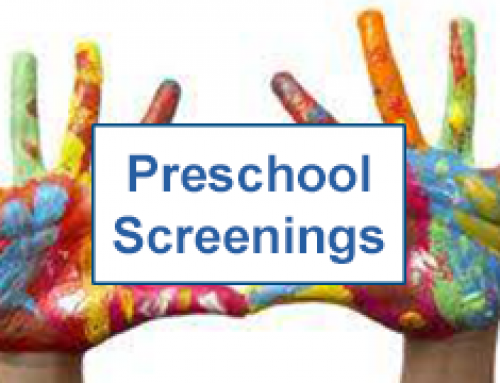 Preschool Screening Clinic