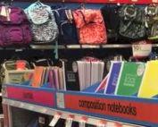 Kershaw School Supplies Header Image