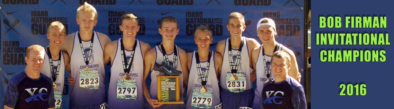 Boys Varsity XC – Bob Firman Champions!