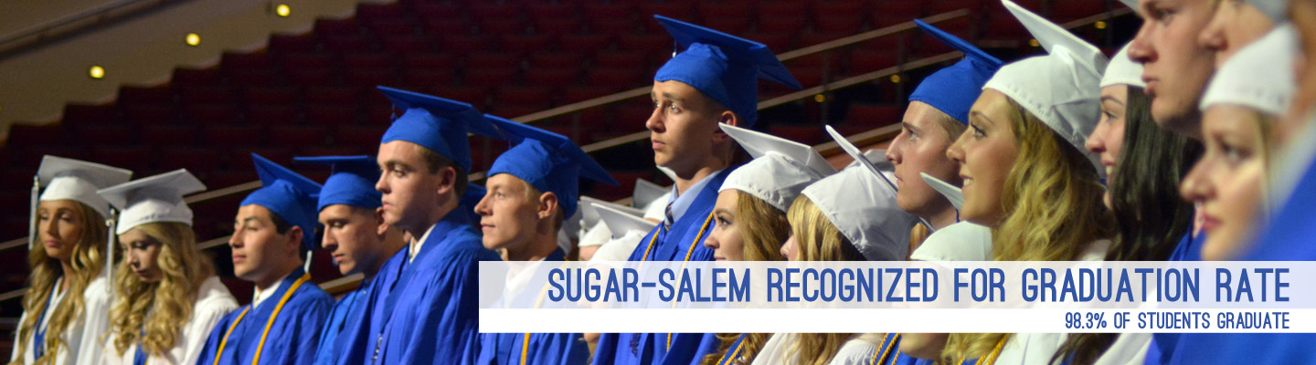 Sugar-Salem Recognized for Graduation Rate