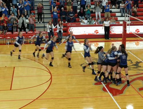 Volleyball Wins State Tournament