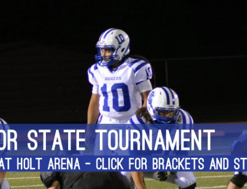 Football State Tournament Information
