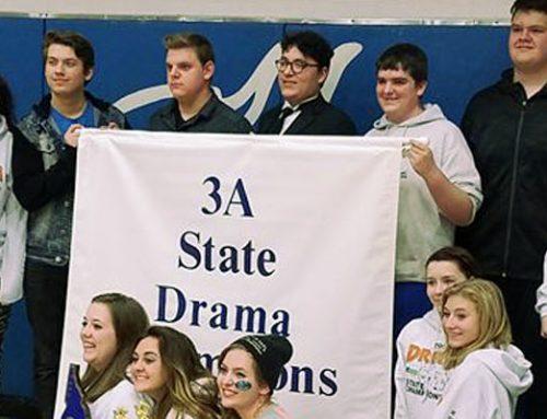 Sugar-Salem Drama Wins State Championship