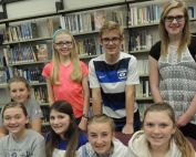 SSJHS Sweeps VFW Competition