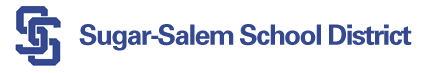 Sugar-Salem School District Retina Logo