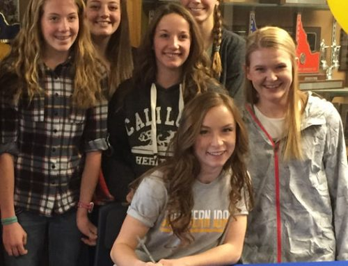 Ashley Willis Signs with College of Southern Idaho