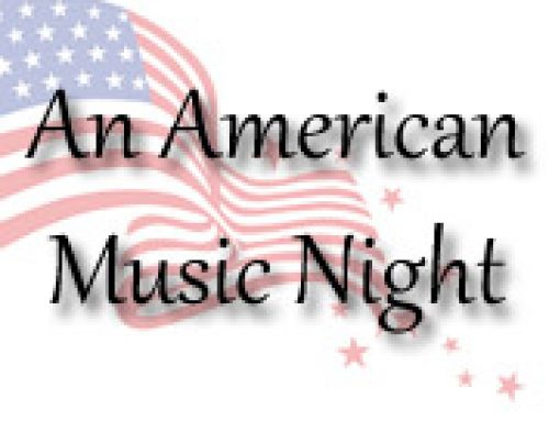 SSHS Orchestra Presents: An American Music Night