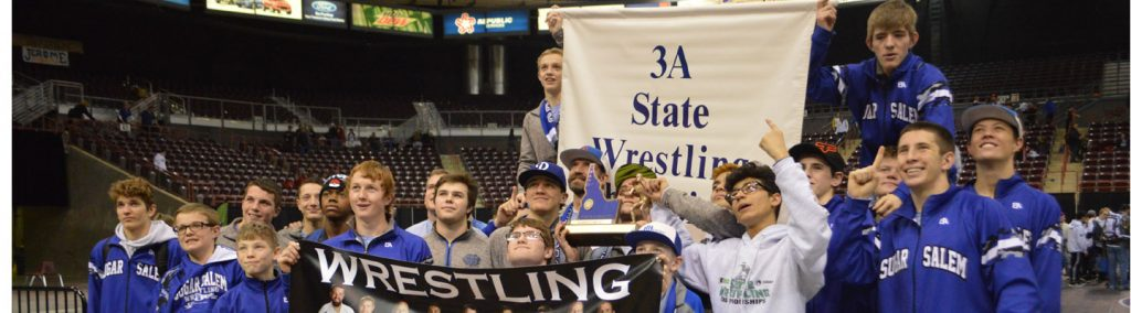 Wrestlers Win State Title