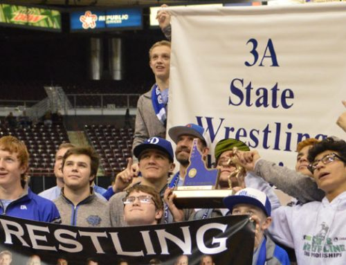 Wrestlers Win State Championship