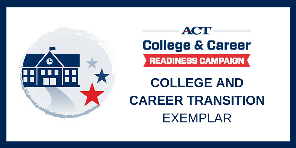 ACT College and Career Readiness Exemplar