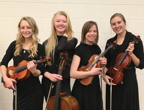 SSHS Orchestra Students Qualify for State Festival