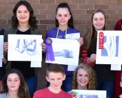 SSJHS Bank of Idaho Art Show Winners