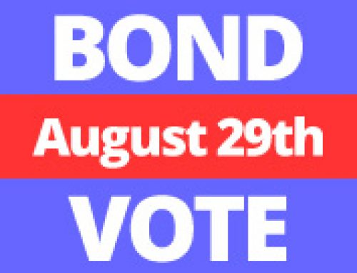 August 29th Bond Vote – Polling Locations