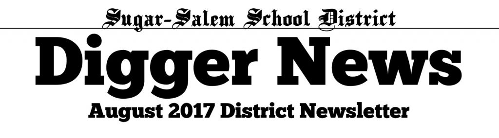 District Newsletter Fall 2017