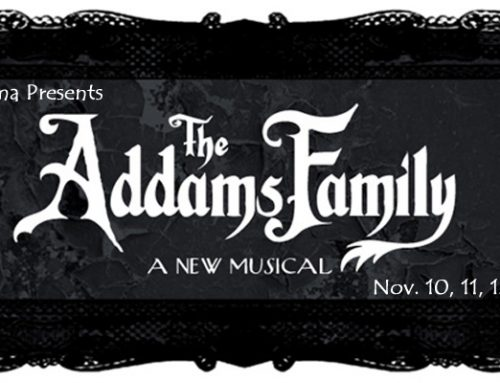 SSHS Drama Presents: The Addams Family Musical
