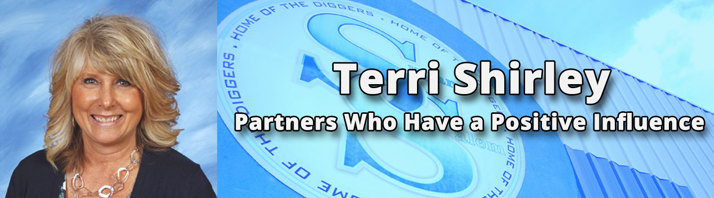 Partners Who Have A Positive Influence - Terri Shirley