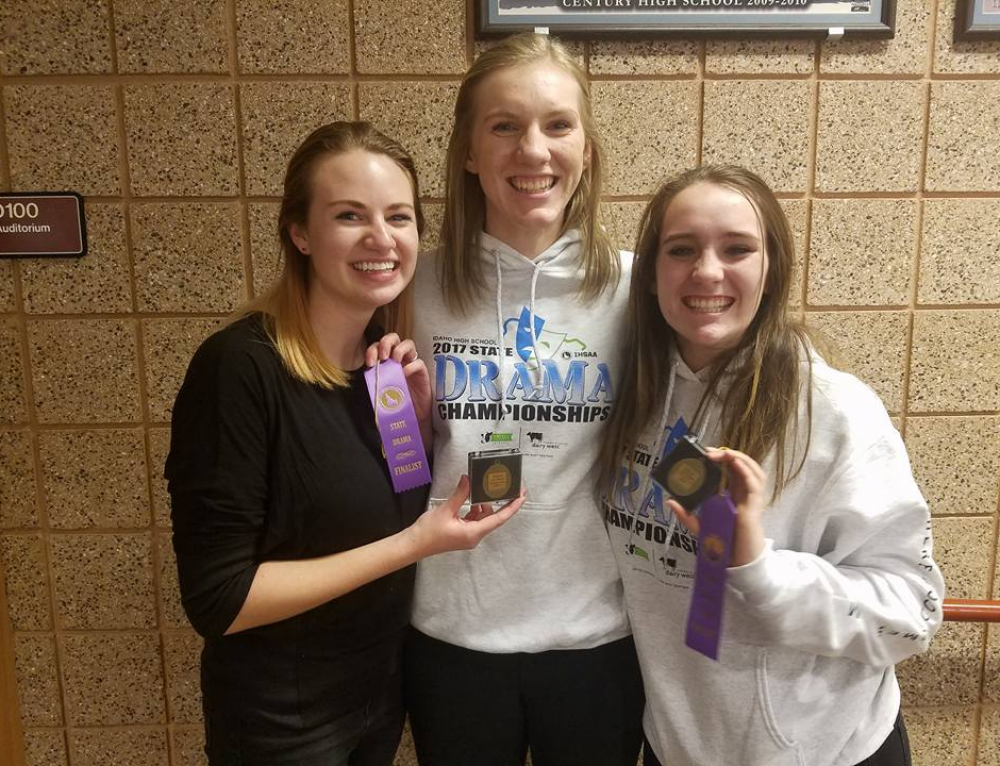State Drama Wins 3rd Title In A Row