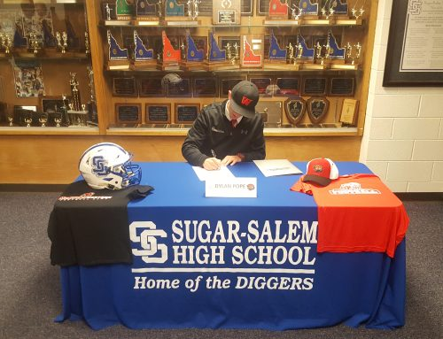 Dylan Pope Signs with Montana Western