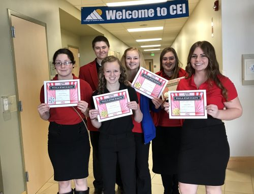 FCCLA Students Reach State FCCLA Conference