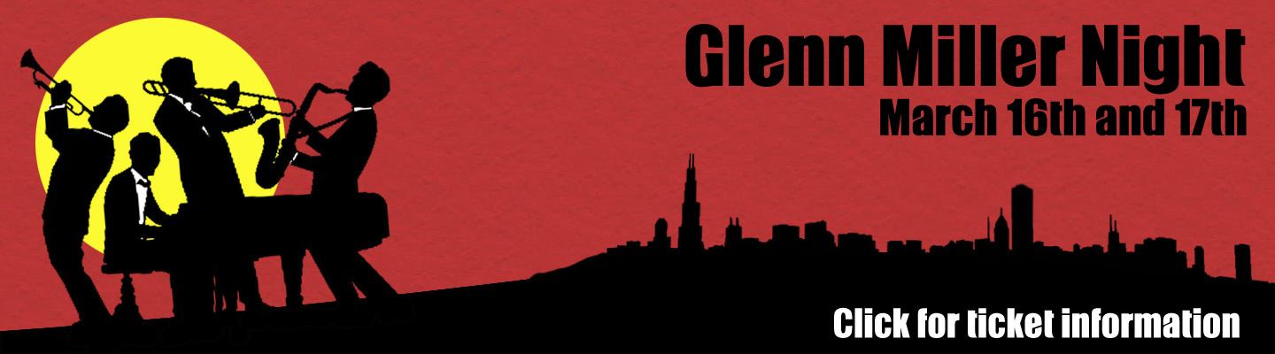 Glenn Miller Night - Click for info!