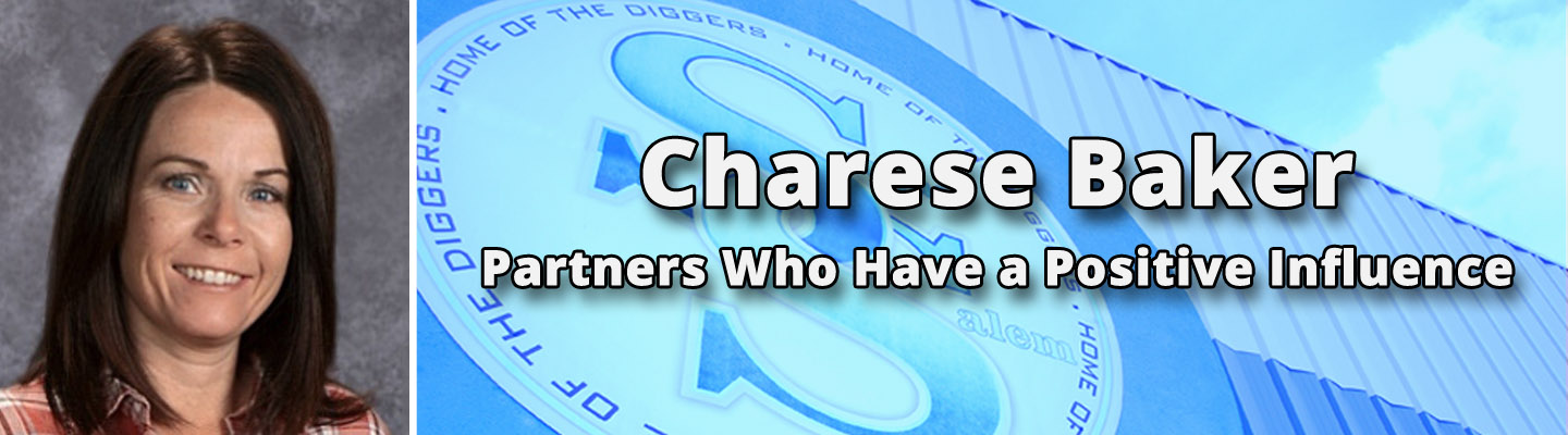 Partners Who Have a Positive Influence - Charese Baker
