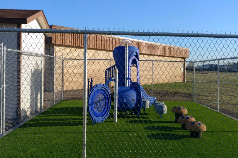Central Elementary Playground