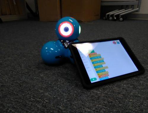 Kershaw STEM: Dash Robots!