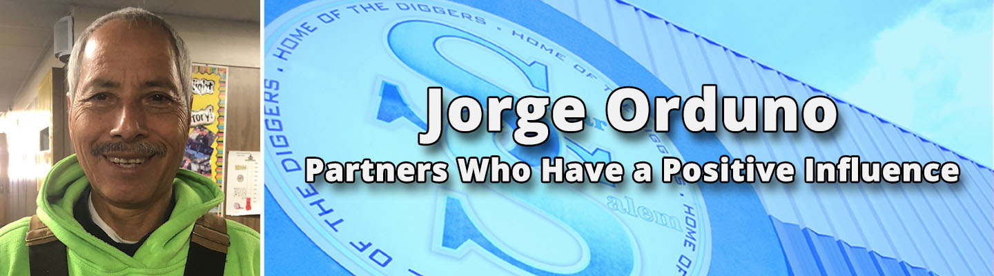 Partners Who Have a Positive Influence: Jorge Orduno