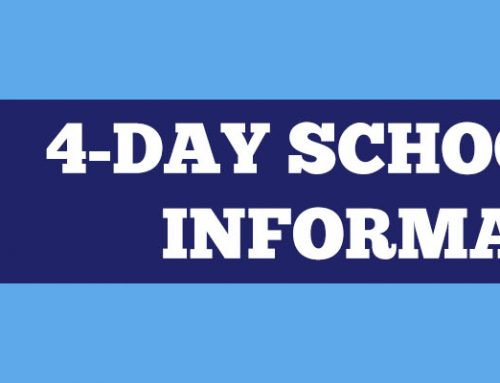 Proposed 4-Day School Week Information