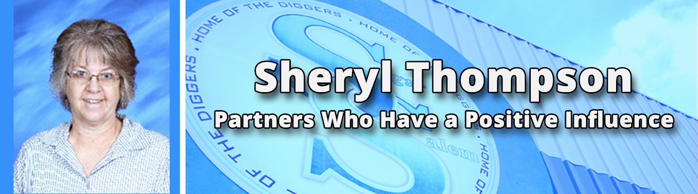 Sheryl Thompson - Partners Who Have a Positive Influence