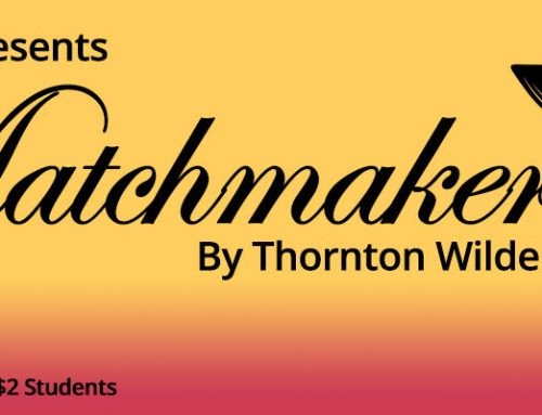 Sugar-Salem Drama Presents: The Matchmaker