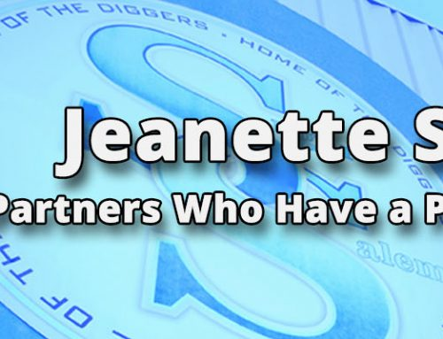 Partners Who Have a Positive Influence: Jeanette Schmitt