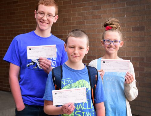 SSJHS Students Win Prizes in Farm Bureau Book Contest