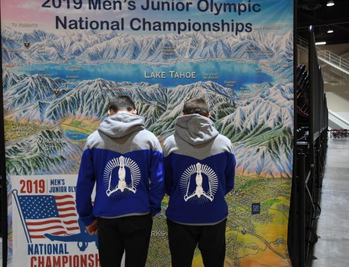 Zack and Payton Lerwill Compete in Junior Olympic National Finals