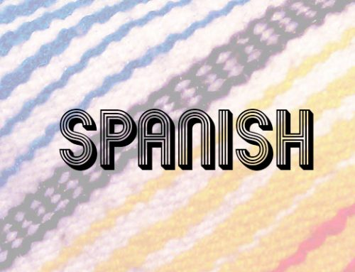 Spanish Classes Offered!
