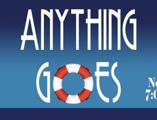 SSHS Drama Presents: Anything Goes