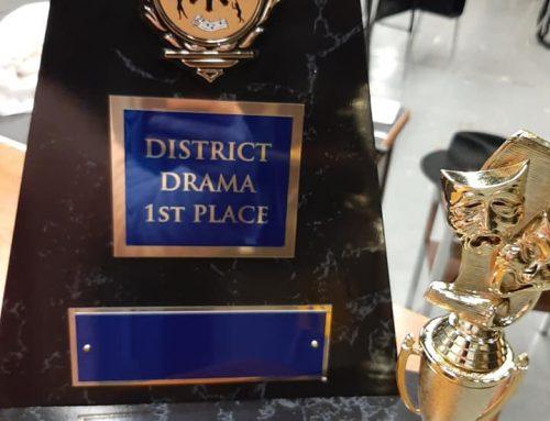 SSHS Drama Wins District Title