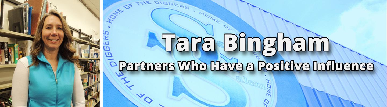 Partners Who Have a Positive Influence - Tara Bingham