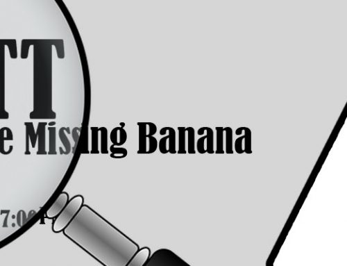 SSHS Drama Presents: Dr. Wutt and the Case of the Missing Banana