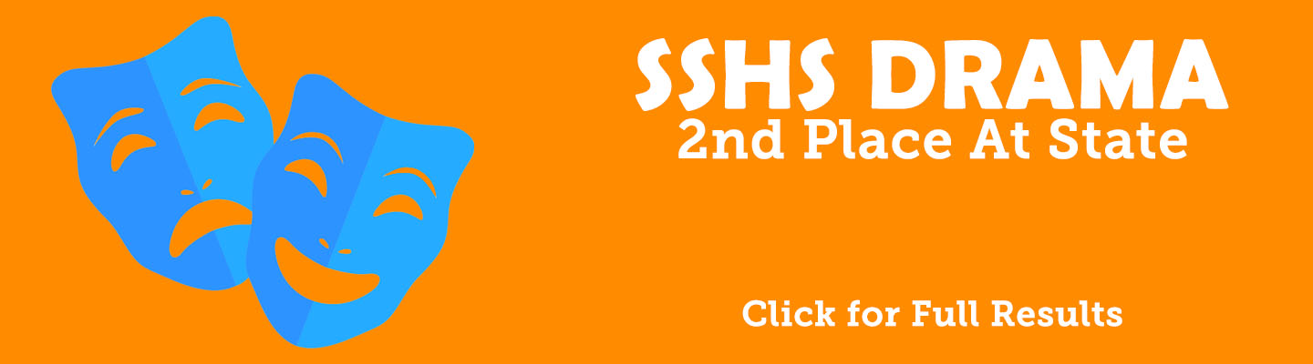 SSHS Drama takes 2nd at state. Click for results!
