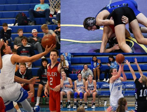 Sports Information – Week of January 25th to January 30th