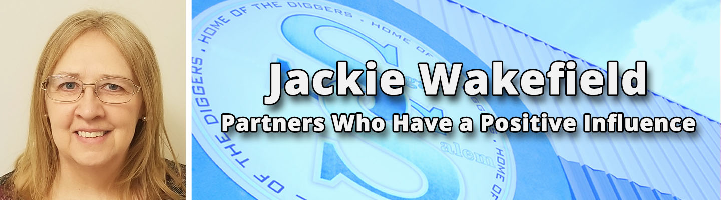 Partners Who Have a Positive INfluence - Jackie Wakefield